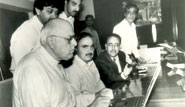 Dr. Farooq Abdullah during website inauguration.